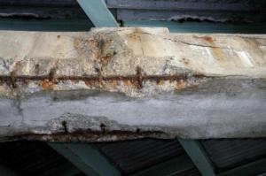 Patologias do concreto - carbonatacao