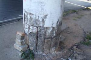 Patologias do concreto - corrosão
