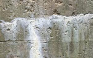 Patologias do concreto - lixiviação